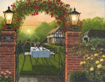 Rose Cottage, Dinner for Two